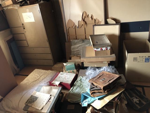 大阪市中央区の方へ、遺品整理でよくある不用品回収との違いの相談について解説します!のアイキャッチ